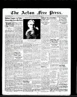 Acton Free Press (Acton, ON), April 14, 1949