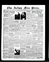 Acton Free Press (Acton, ON), April 21, 1949