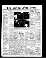 Acton Free Press (Acton, ON), April 28, 1949