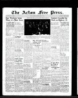 Acton Free Press (Acton, ON), May 5, 1949