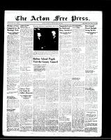 Acton Free Press (Acton, ON), May 12, 1949