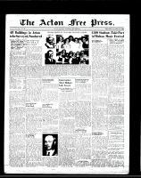 Acton Free Press (Acton, ON), May 19, 1949