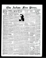 Acton Free Press (Acton, ON), May 26, 1949