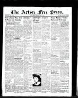 Acton Free Press (Acton, ON), June 2, 1949