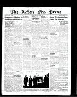 Acton Free Press (Acton, ON), June 16, 1949