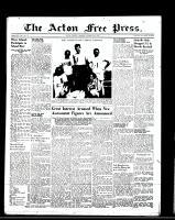 Acton Free Press (Acton, ON)20 Oct 1949