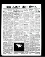 Acton Free Press (Acton, ON), February 9, 1950