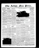 Acton Free Press (Acton, ON), May 4, 1950