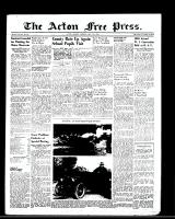 Acton Free Press (Acton, ON), May 11, 1950