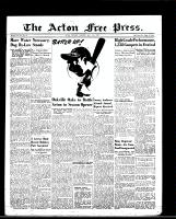 Acton Free Press (Acton, ON), May 18, 1950