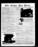 Acton Free Press (Acton, ON), May 25, 1950