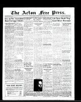 Acton Free Press (Acton, ON)1 Jun 1950