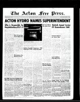 Acton Free Press (Acton, ON)16 Nov 1950