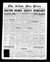 Acton Free Press (Acton, ON), January 11, 1951