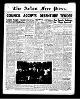 Acton Free Press (Acton, ON), February 8, 1951