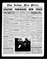 Acton Free Press (Acton, ON), March 29, 1951