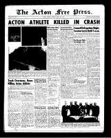 Acton Free Press (Acton, ON), April 12, 1951