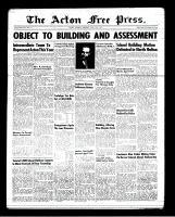 Acton Free Press (Acton, ON), April 19, 1951