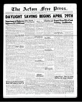 Acton Free Press (Acton, ON), April 26, 1951