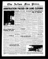 Acton Free Press (Acton, ON)10 Jan 1952
