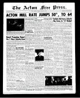Acton Free Press (Acton, ON)20 Mar 1952