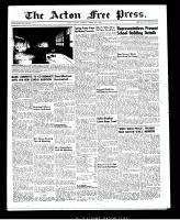 Acton Free Press (Acton, ON)27 Mar 1952