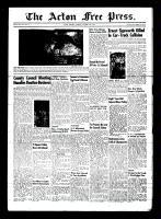 Acton Free Press (Acton, ON)15 Oct 1953