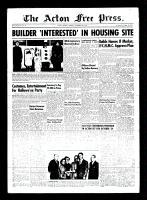 Acton Free Press (Acton, ON)5 Nov 1953