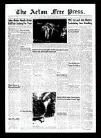 Acton Free Press (Acton, ON), January 28, 1954