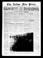 Acton Free Press (Acton, ON), February 4, 1954