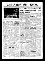 Acton Free Press (Acton, ON), June 24, 1954