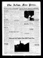 Acton Free Press (Acton, ON), July 8, 1954