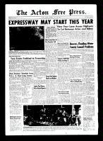 Acton Free Press (Acton, ON), July 15, 1954