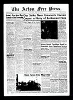 Acton Free Press (Acton, ON), July 22, 1954