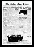 Acton Free Press (Acton, ON), August 5, 1954