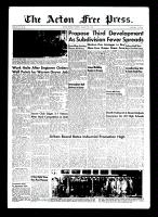 Acton Free Press (Acton, ON), August 19, 1954