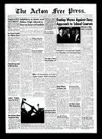 Acton Free Press (Acton, ON)25 Nov 1954