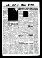 Acton Free Press (Acton, ON), December 16, 1954
