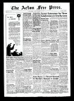 Acton Free Press (Acton, ON), December 23, 1954