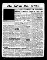 Acton Free Press (Acton, ON)10 Feb 1955