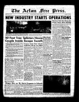 Acton Free Press (Acton, ON)17 Feb 1955