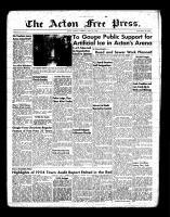 Acton Free Press (Acton, ON), April 7, 1955