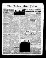 Acton Free Press (Acton, ON), April 14, 1955