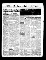 Acton Free Press (Acton, ON), April 21, 1955