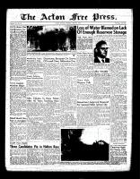 Acton Free Press (Acton, ON), June 9, 1955