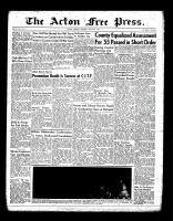 Acton Free Press (Acton, ON), June 16, 1955
