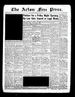 Acton Free Press (Acton, ON), June 23, 1955