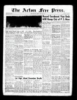 Acton Free Press (Acton, ON), June 30, 1955