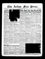 Acton Free Press (Acton, ON), July 14, 1955