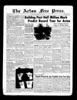 Acton Free Press (Acton, ON), July 21, 1955